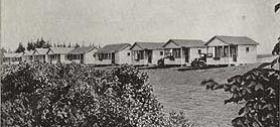 Moody's Cabins - Late 1930s